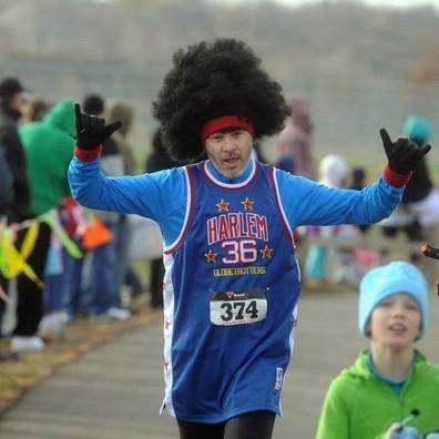 5th Annual 5K/10K Trick~or~Treat Trail Run (3/6)