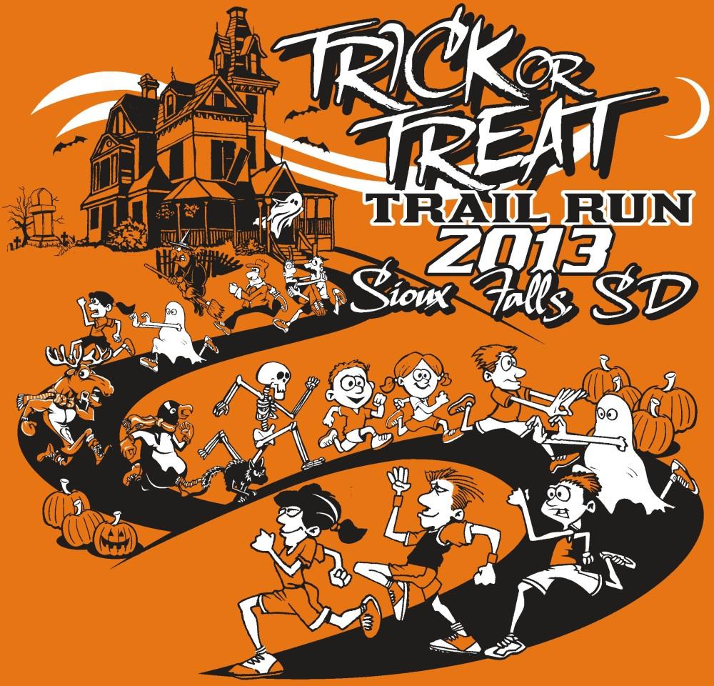 5th Annual 5K/10K Trick~or~Treat Trail Run (5/6)